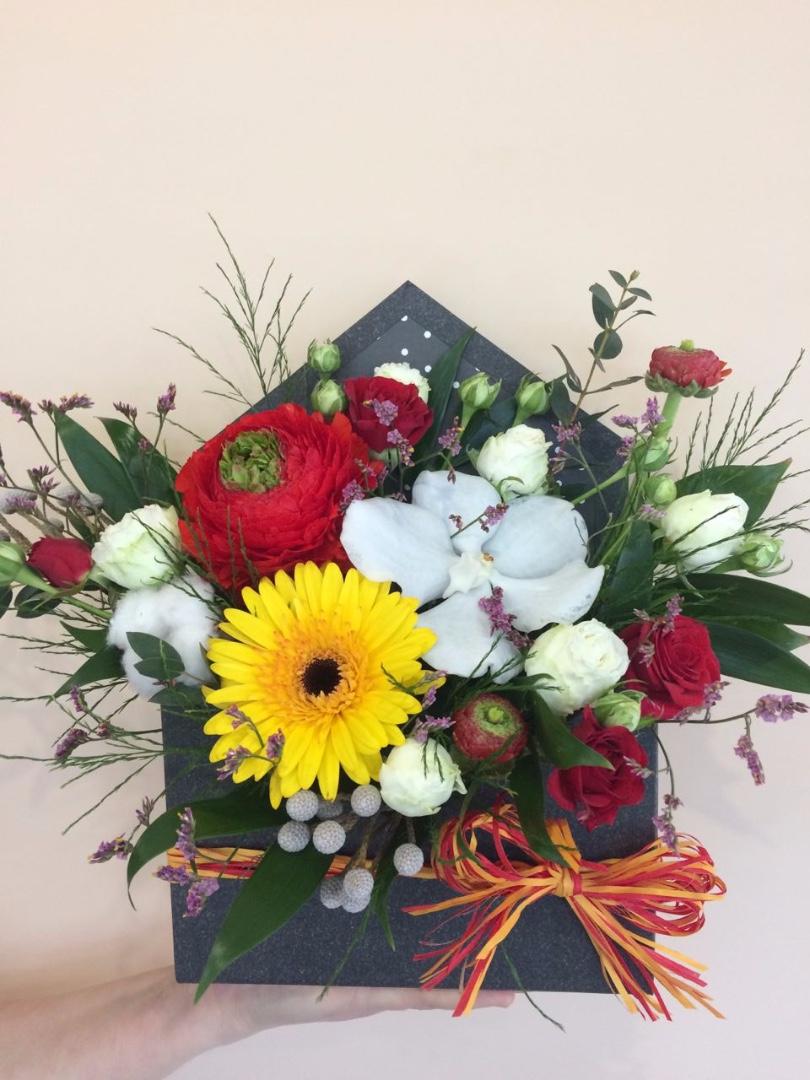 Доставка цветов в орске, букетов цветов